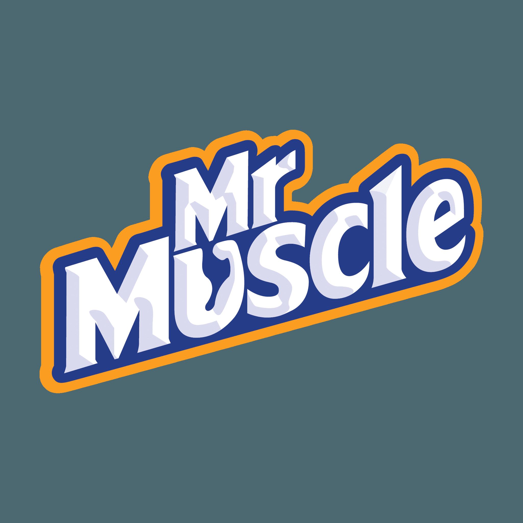 Mr. Muscle Logo