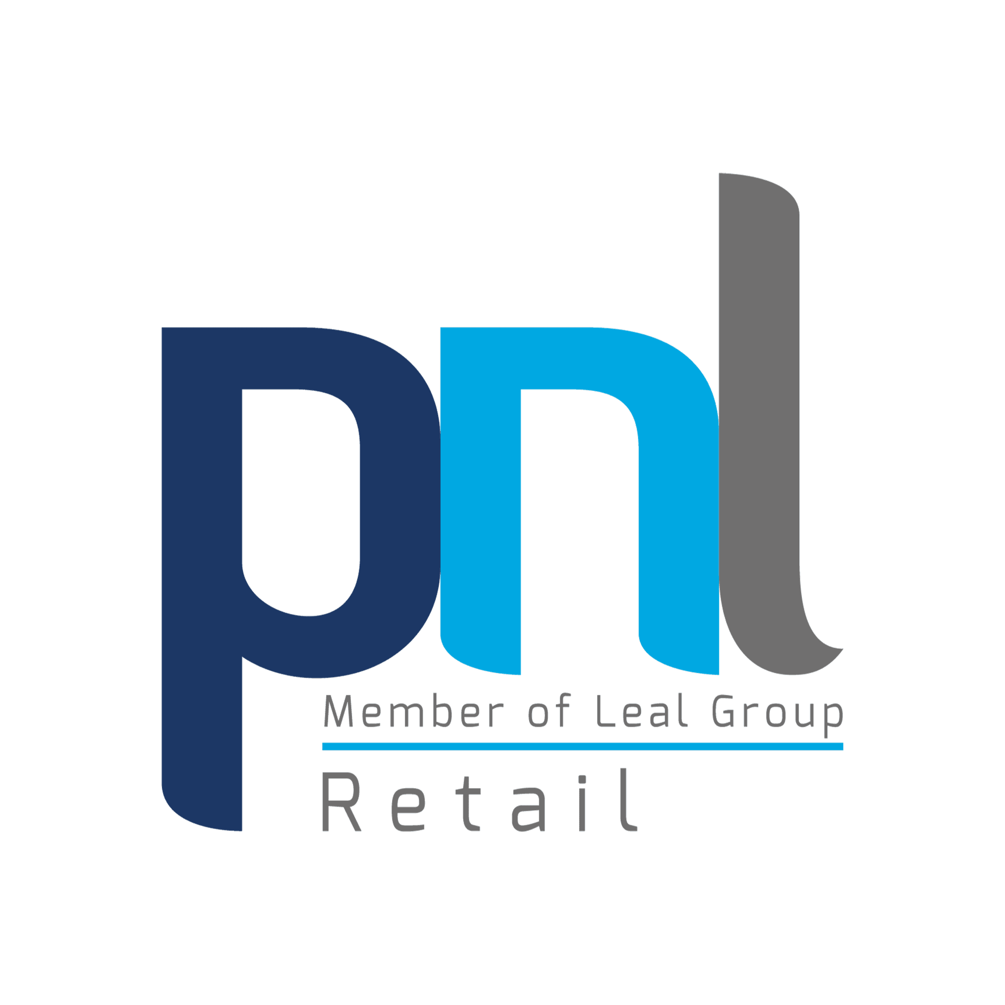 PNL Retail Shop Logo