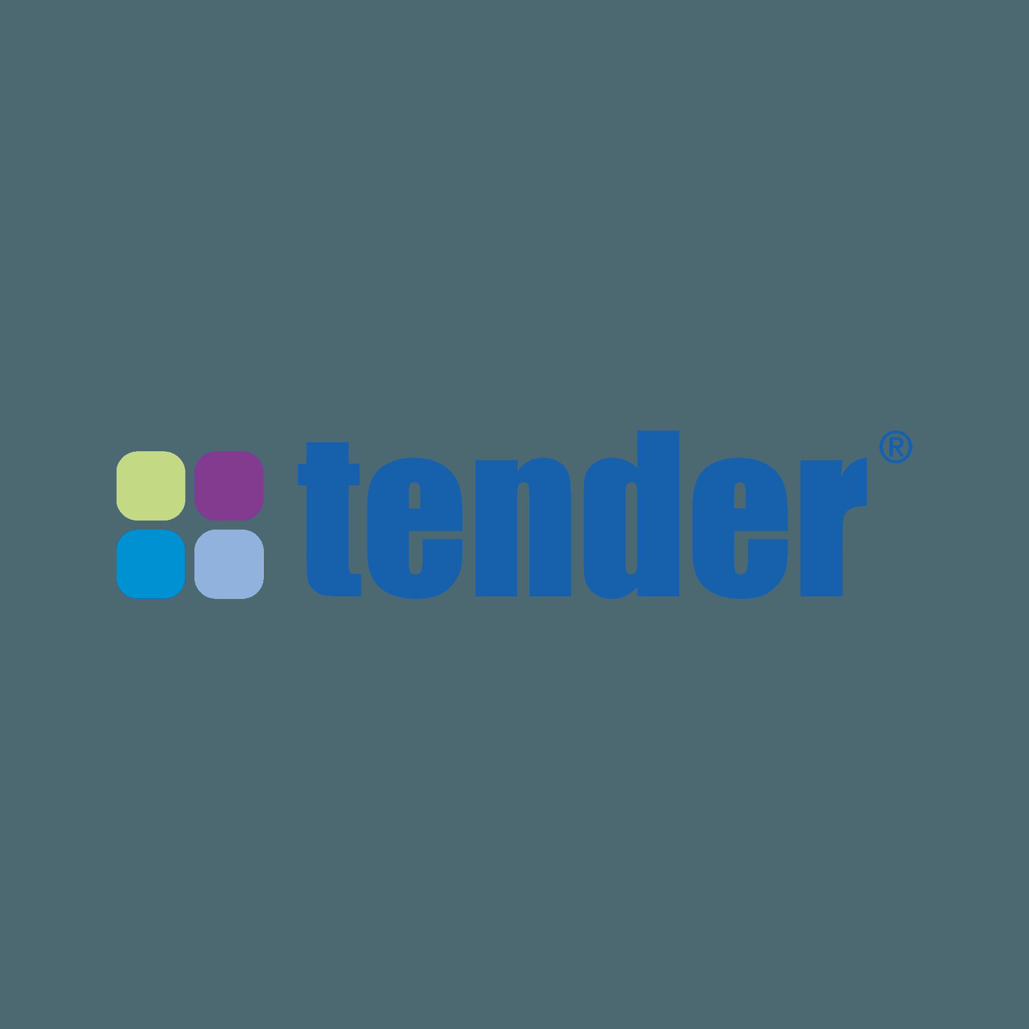 Tender Logo