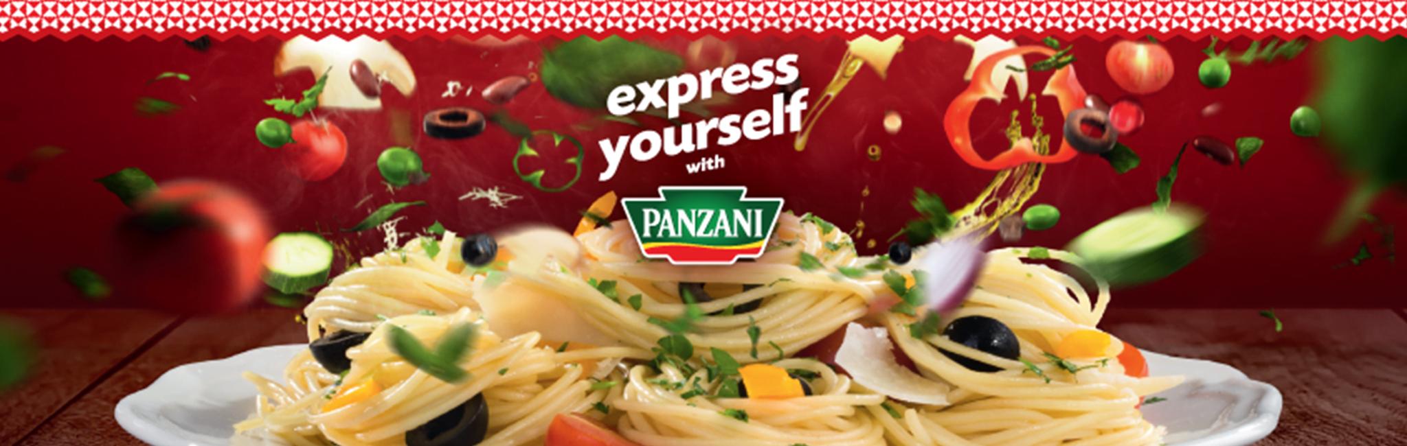 Panzani Banner