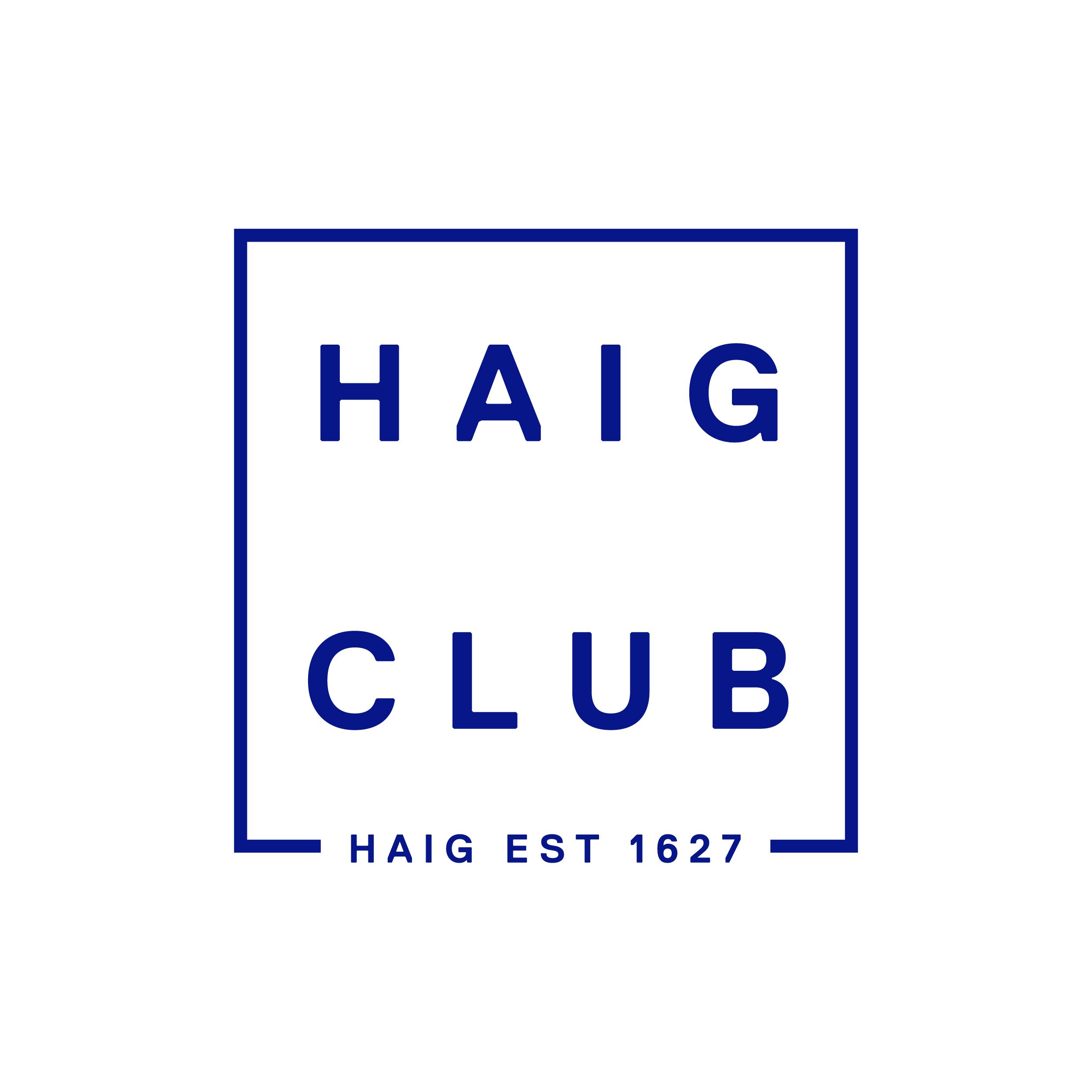 Haig Club Logo